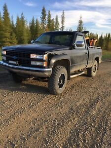 1991 Chevy 1500 for sale