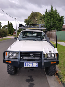 Selling my hilux  1993 4x4 ln106 Roxburgh Park Hume Area Preview