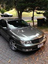 2004 WK Holden Statesman 5.7L V8 Diamond Creek Nillumbik Area Preview