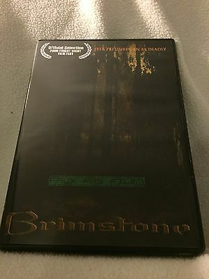 Low Budget Film - Brimstone (low budget independent HORROR movie) DVD