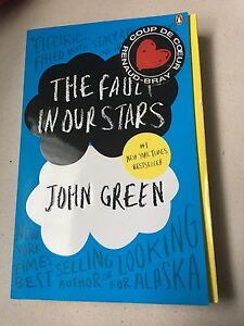 The fault in our stars | John Green | livre | book
