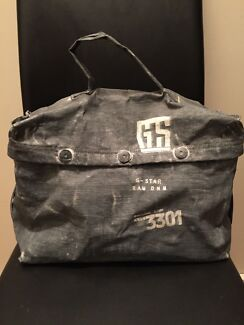 Gstar raw denim bag - not sold in shops  Paradise Campbelltown Area Preview