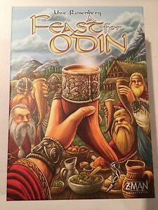 Feast for Odin & other BoardGames