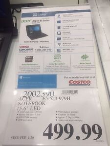 """Looking for: ACER LED Notebook 15"""""""