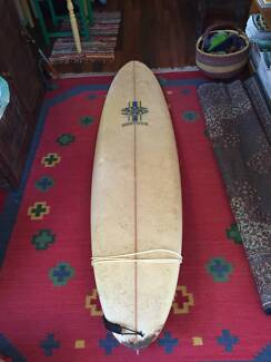 SHOTGUN MINI MAL 7ft 1'' clear Noosaville Noosa Area Preview