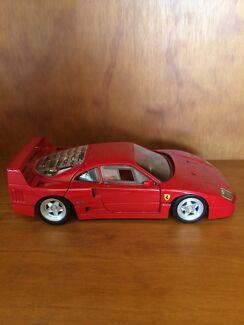 Ferrari F40 Model Car