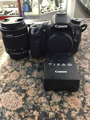 Canon EOS 70D 18.0mp SLR Digital Camera