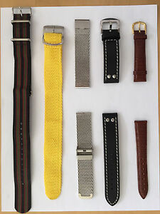 Watch straps for sale!!!