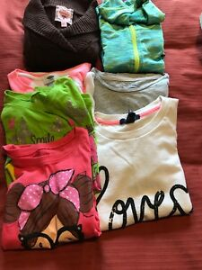 Girls size 10 lot - 7 pieces