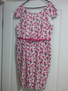 Review  cotton dress. Railway Estate Townsville City Preview