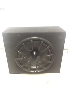 "12"" Kevlar Subwoofer + Pioneer 500W Amplifier + Bassworx Box"