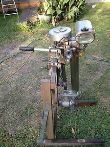 British Seagull Vintage Outboard Motor Mayfield Launceston Area Preview