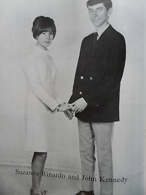 John F. Kennedy Senior High School New Orleans,Louisiana 1967 Yearbook  (John F Kennedy Senior High School New Orleans)
