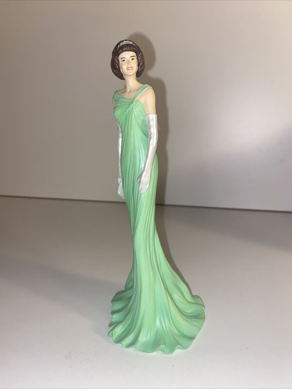 """Jackie Kennedy Hamilton Collection Collectible Figurine """"Stylish Beauty"""""""
