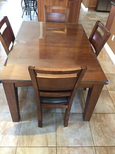 KITCHEN/DINING ROOM TABLE