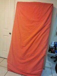 Single bed sponge mattress $15