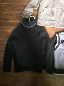 3 Mexx sweaters perfect condition size 4-5