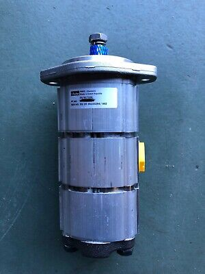 New Genuine Jcbparker Triple Hydraulic Pump 20907500 Mini Digger