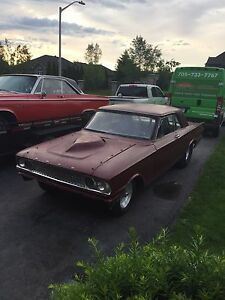 65 Ford Fairlane Drag Car Wasaga