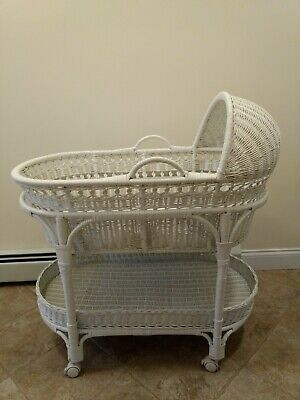 Pottery Barn Kids Nursery Bed White *local pickup only*