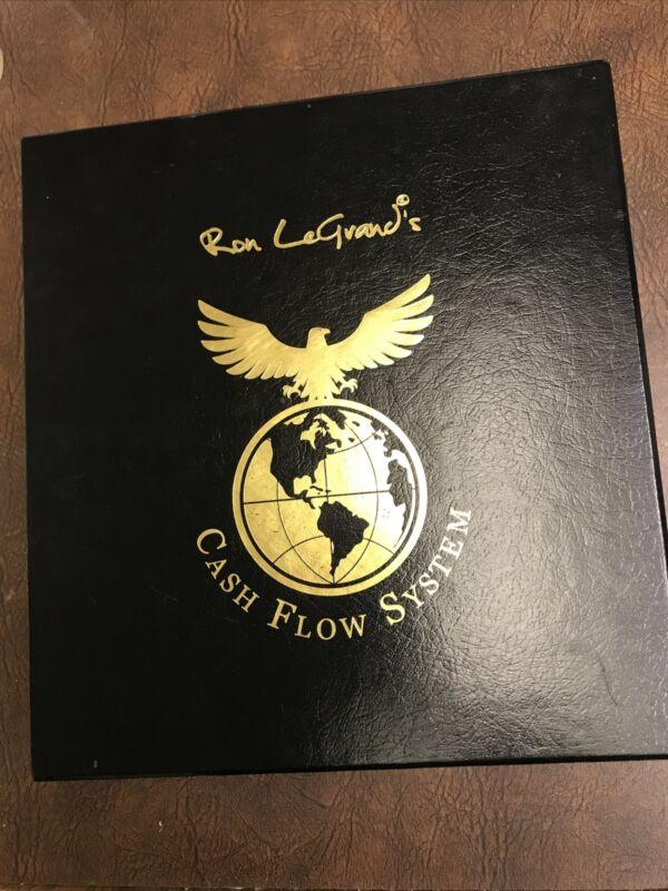 RON LEGRAND TERMS PRETTY HOUSE CASH FLOW SYSTEM 21 DISCS + 13 DIscs Wholesale