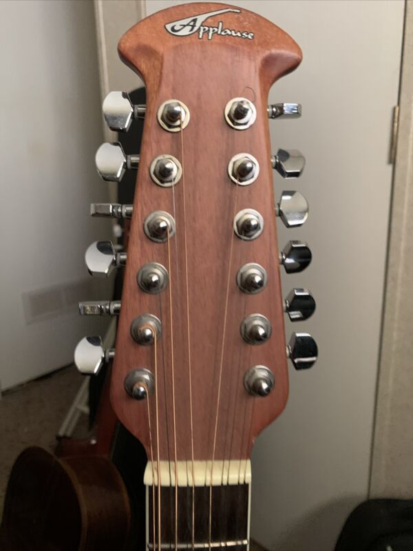 ovation Applause 12 string acoustic electric guitar
