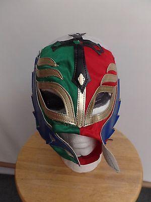 Halloween Costume Lycra Lucha Libre Luchador Mask Adult Size - Lucha Libre Halloween Costume