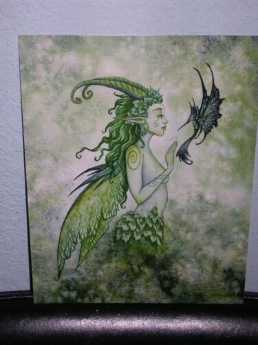 Amy Brown - Fae Encounter - OUT OF PRINT - SIGNED