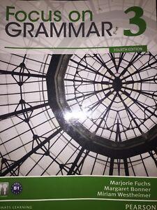Focus on GRAMMAR3 Fourth Edition