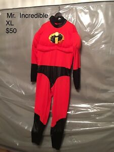 Costumes Incredibles / Incroyables