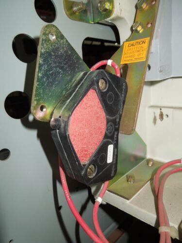 Westinghouse Type L-63 250v Dc 600v Ac Interlock Used
