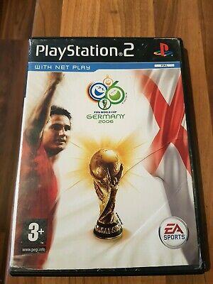 2006 FIFA World Cup (PS2) PlayStation2 PAL Game comprar usado  Enviando para Brazil