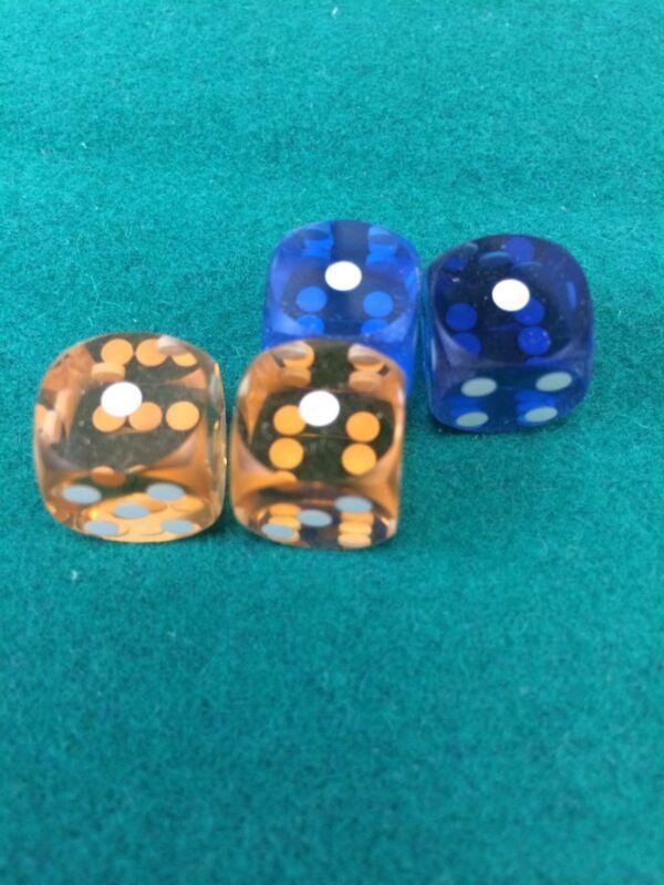 12 mm Backgammon Dice Quality