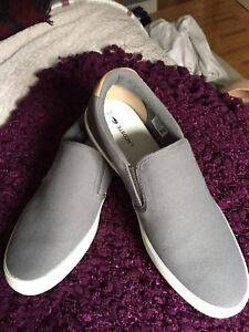 Brand New Lacoste slip ons
