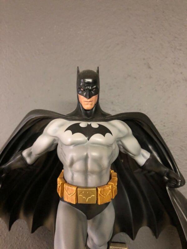 Batman Wall Mounted Statue, PCS (Sideshow) Modern Age.