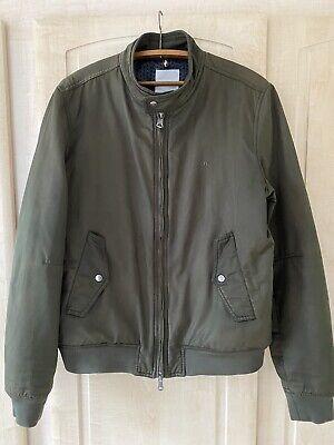 Mens J Lindeberg Green Jacket - Large