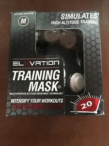 Elevation Training mask Maroubra Eastern Suburbs Preview