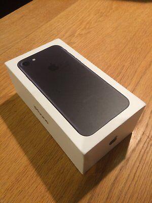 Apple iPhone 7 - 128GB - Brand New - Black (EE) Smartphone