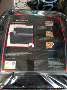 3 seater stretch slipcover Roxburgh Park Hume Area Preview