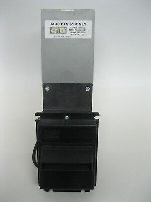 Mars Mei 2501 1 Only Bill Acceptor Validator 110v Soda Pop Bev Snack Vending