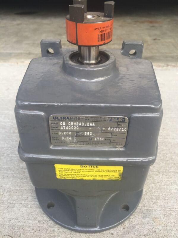 FALK ULTRAMITE 08CBNA3.2AA Gear Reducer 3.206 Ratio