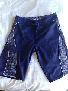 Two pairs men's size 30 O'Neill swim shorts like new condition