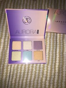 NEW Anastasia beverly hills Aurora glow kit highlighter makeup