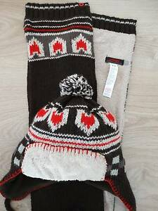 French Designer Catimini Hat & Scarf Set Age 3-6 Years Size 4 5 6 Baldivis Rockingham Area Preview