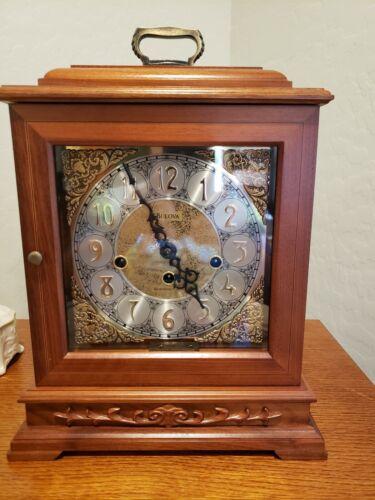 Bulova Mantel Clock: