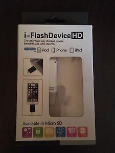 i-Flash Device HD brand new, never used