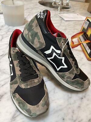 Atlantic Stars Sneakers 38/ W8 *RARE* Camouflage