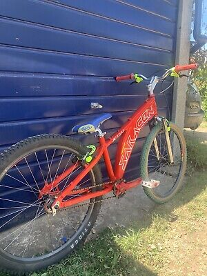 Saracen Trials Bike