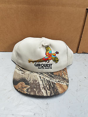 Carquest Auto Parts   Rooster Pheasant    Hunting   Cap