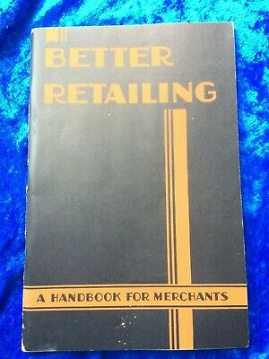 1931 BETTER RETAILING National Cash Register Company Catalogue Dayton Ohio